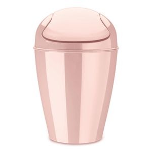 Koziol schwenkdeckelschale DEL M 12 Liter rosa