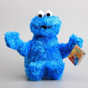Sesamstraße Handpuppe Cookie Monster 31cm