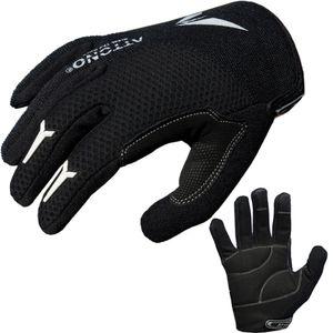 Mountainbike Handschuhe Gel Fahrradhandschuhe von ATTONO® - Größe 8