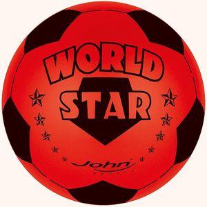 John World Star Fußball aus dem Material Kunststoff für Kinder