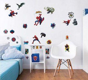 Walltastic 44746 - Wandaufkleber, Marvel - Spiderman