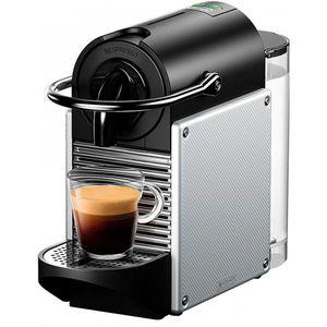 De Longhi EN124.S - Espressomaschine - 0,7 l - Kaffeekapsel - 1260 W - Schwarz - Silber