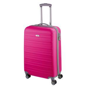d&n Travel Line 9400 Kabinentrolley 54 cm 36 l - Pink
