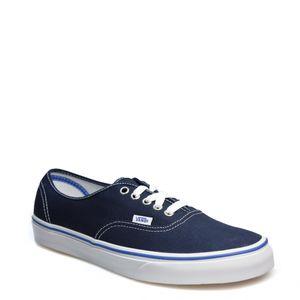 Vans Authentic-Kleid-Blau Canvas Sneaker VNJVLLA-UK 3