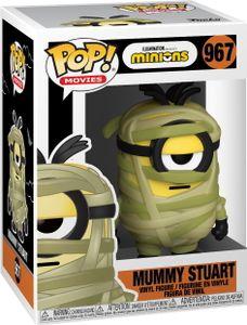Minions - Mummy Stuart 967 - Funko Pop! - Vinyl Figur