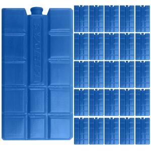 32 Stück Kühlelemente Kühlakkus Kühlakku 200ml Akku Kühlelement Kühlbox