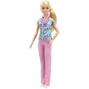 Barbie Krankenschwester Puppe, Karriere-Barbie, Anziehpuppe