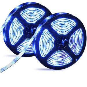 15M LED-Lichtstreifen, farbwechselnder Lichtstreifen, Nicht wasserdichter Lichtbalken für den Innen- und Außenbereich, dekorativer 900RGB-Lichtstreifen, geeignet für Fernseher, Spielplatz, Einkaufszentrum usw.