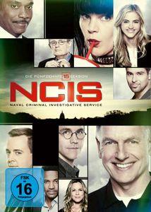 NCIS:  Season 15 (DVD) 6Disc Min: 985DD5.1WS -   - (DVD Video / Sonstige / unsortiert)