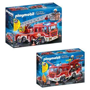 Feuerwehr Set 7 - 2er Set 9463 + 9464