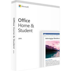 Microsoft Office 2019 Home & Student Multi (ESD) für Windows