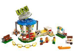 LEGO® Creator Jahrmarktkarussell, 31095