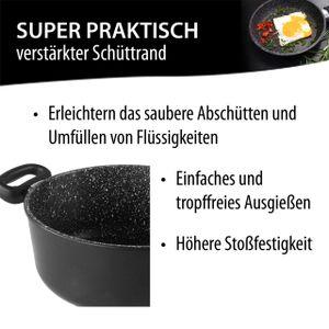 STONELINE® Kochtopf 26 cm,  Germany