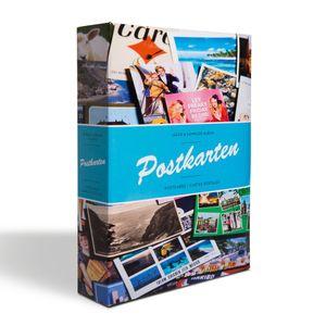 Leuchtturm Postkartenalbum Album 200 Postkarten Sammelalbum Ordner Sammelmappe