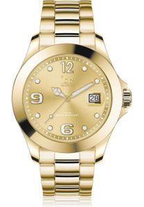Ice Watch Armbanduhr Uni ICE steel Classic Light gold Small 017319