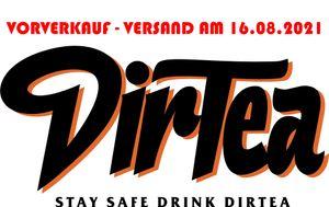 Shirin Davids DirTea Peach 8er Set je 500ml + limitierte Autogrammkarte DirTea Peach / Pfirsich Eistee Icetea Peach Geschmack inkl. Pfand EINWEG