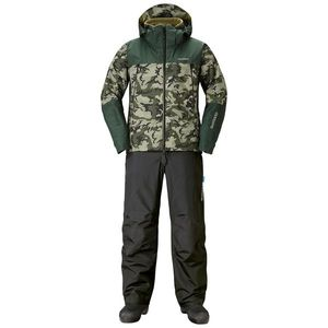 Shimano GORE-TEX Winter Suit Thermo Anzug Gr. L Military Kahki