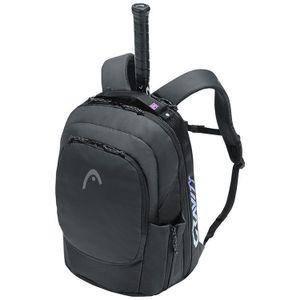 Head Gravity Backpack Tennistasche Schwarz