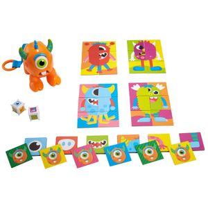 Fisher-Price Games Würfelmonster Spiel, Kinderspiel ab 3 J.