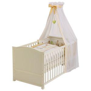 Kombi-Kinderbettset Lukas Safari