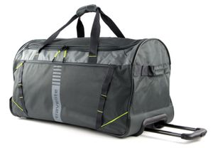 Travelite Basics Active Duffel Trolley Reisetasche mit Rollen 096281, Farbe:Anthrazit