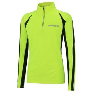Airtracks Winter Damen Sweatshirt Langarm Pro neon M