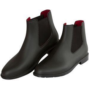 Covalliero Reitstiefelette Axona schwarz, Schuhgröße:40