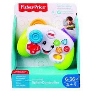 Fisher-Price Lernspaß Spiel-Controller