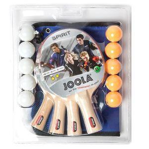 JOOLA Tischtennisschläger Set Family