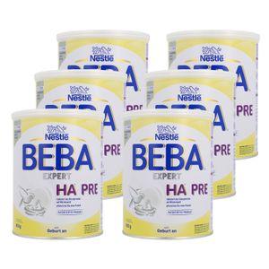 Nestlé BEBA Expert HA Pre - 6x800g