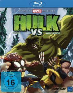 Hulk vs. - Thor & Wolverine - Marvel