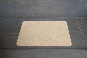 Hydro Wonder® Badezimmer- und Duschmatte - Farbe beige