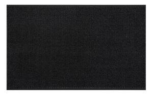 Fußmatte Meterware 120 x 150 cm Anthrazit Schmutzfangmatte Fußabtreter Sauberlaufmatte Türmatte Gummi
