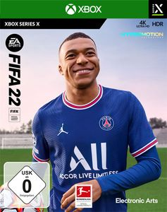 FIFA 22 - Microsoft Series