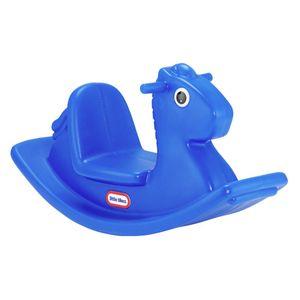 Little Tikes Rocking Horse, 12 Jahr(e), Junge/Mädchen, Blau, Kunststoff, 3 Jahr(e), Kunststoff
