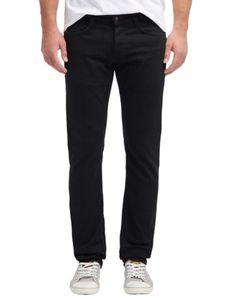Mustang - Slim Fit - Herren 5-Pocket Jeans, Low rise, Oregon Tapered (3116-5799), Größe:W30/L30, Farbe:Midnight black (490)