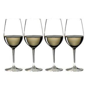Riedel Vinum Zahl 6 Kauf 8 Riesling/Zinfandel 8-teiliges Rot-/Weißweinglas Set Kristallglas 5416/15 x2 (4x 6416/15)