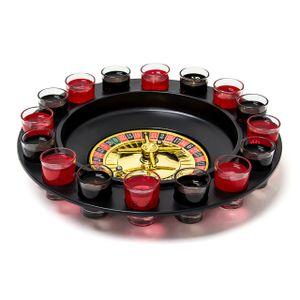 Trinkspiel Russisches Roulette Schnaps-Roulette