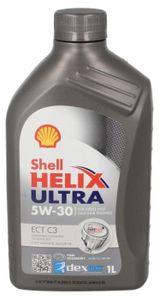 1 Liter SHELL 5W-30 Helix Ultra ECT C3 BMW Longlife-04 VW 505 01 DEXOS 2 MB 229.31 MB 229.52 VW 502 00 Ford WSS-M2C917-A MB 229.51 VW 505 00