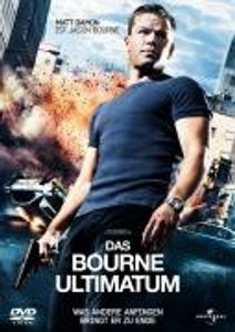 Bourne Ultimatum, Das (DVD) -single- Min: 110DD5.1WS