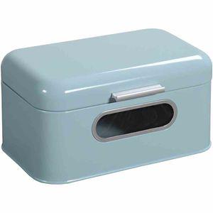KESPER Brotbox blau 30 x 18 x 16 cm L89183