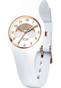 Ice-Watch 018423 Armbanduhr ICE Fantasia XS Regenbogen Weiß