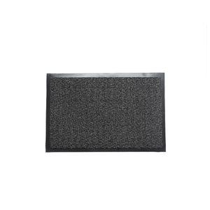 Schmutzfangmatte Fußmatte 60x40 cm Türmatte Fußabtreter Schmutzmatte Sauberlaufmatte Teppich Dunkelgrau