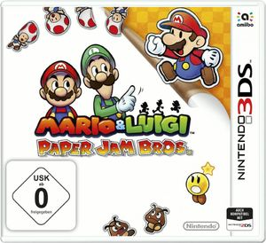Mario & Luigi - Paper Jam Bros. - 3DS