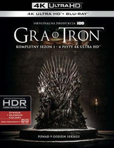 Game of Thrones - Das Lied von Eis und Feuer Season 1 [4xBLU-RAY 4K]