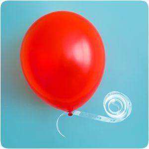 Band für Ballongirlande 5 m Rolle Ballon Girlande Lochband Geburtstagsdeko Hochzeit Luftballons