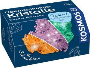 Kosmos Überraschungs-Kristalle selbst züchten