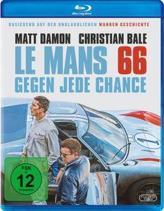 Le Mans 66 (BR) Gegen jede Chance Min: 159DD5.1WS - Twentieth Century Fox Home Entert.  - (Blu-ray Video / Drama / Tragödie)