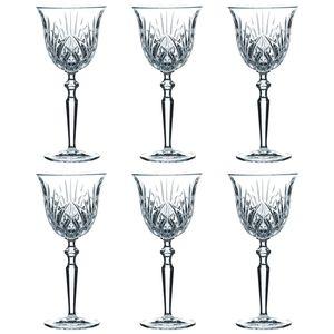 Nachtmann Palais, Rotweinglas, Vintage-Glas, Glas, Transparent, Palais, 230 ml