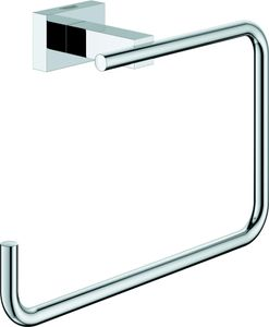 Grohe Handtuchring CUBE ESSENTIALS chrom